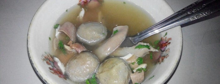 Bakso ITO is one of Culinary @ Jogja.