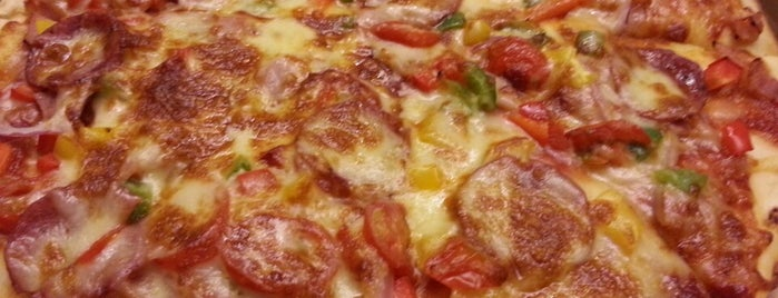 Ebeneezer's Kebabs & Pizzeria is one of Fast Food.