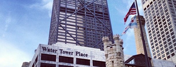 Water Tower Place is one of Chicago.