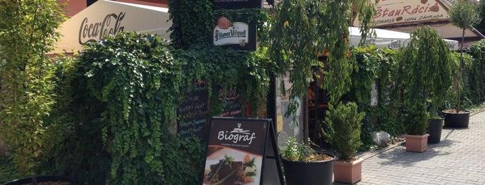 Biograf Winebar & Restaurant is one of TREND Top restaurants.