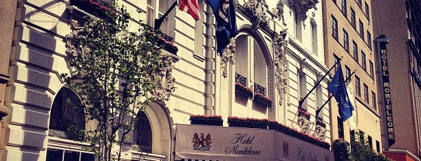 Hotel Monteleone is one of New Orleans.