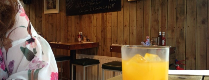 Chorlton Green Brasserie is one of Best places in Chorlton.