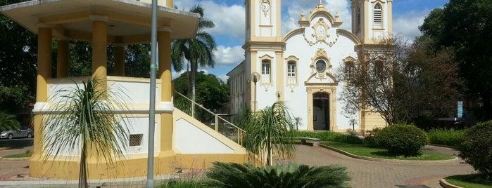 Matriz de Santo Antônio is one of Cvo.