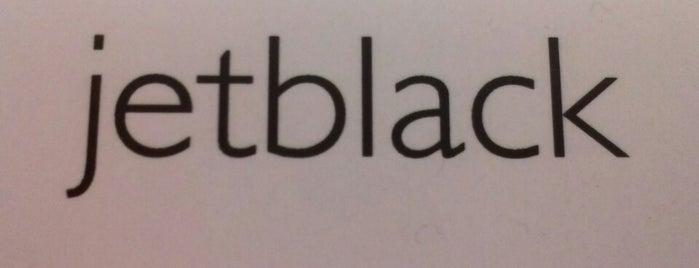 Jetblack is one of Paros Specials.