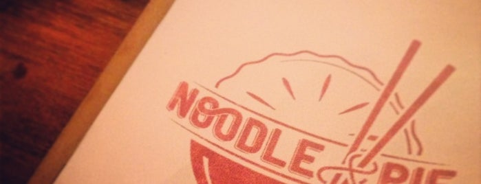 Noodle & Pie is one of new orleans to do.