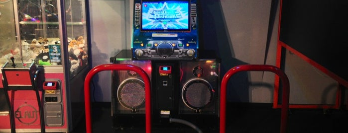 Laserdome is one of Arcades.