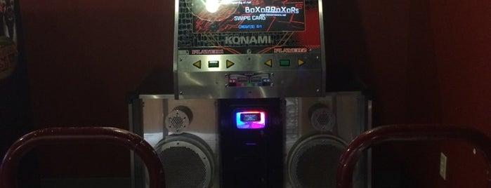Diamond Jim's Arcade is one of Arcades.