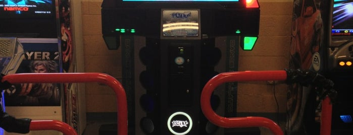RedZone Adventures is one of Arcades.