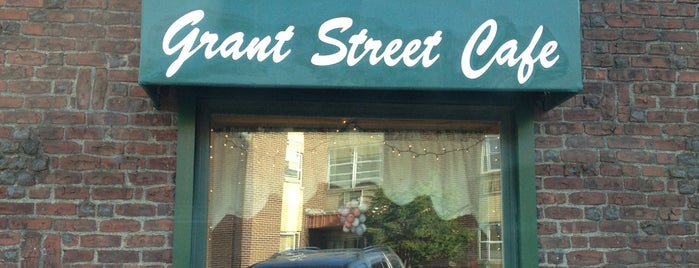 Grant Street Cafe is one of Food.