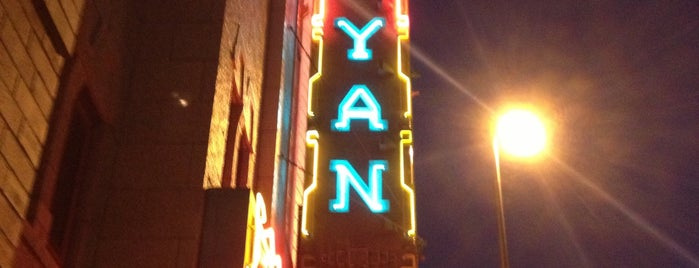 Mayan Theatre is one of Colorado.