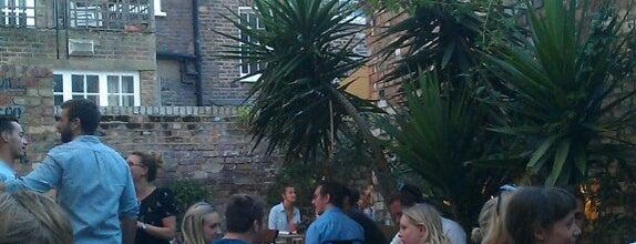 Earl of Essex is one of London's Best Beer Gardens.