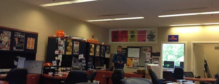University Union Office is one of NYC Syracuse UNI.