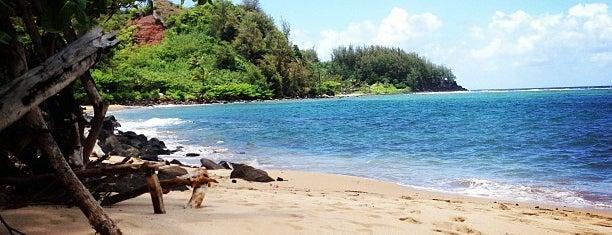Hanalei Bay is one of Kauai.