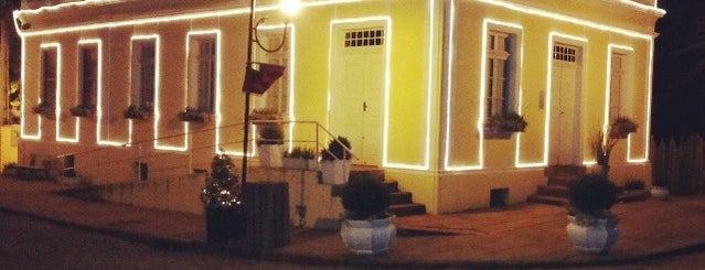 Casa Amarela Café Colonial is one of Subida.