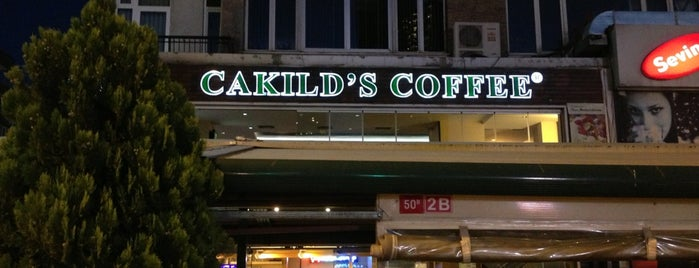 Cakild's Coffee is one of Gokay.