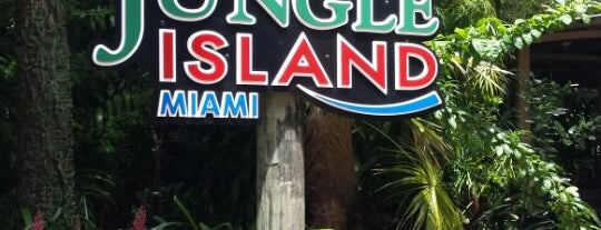 Jungle Island is one of Miami's must visit!.