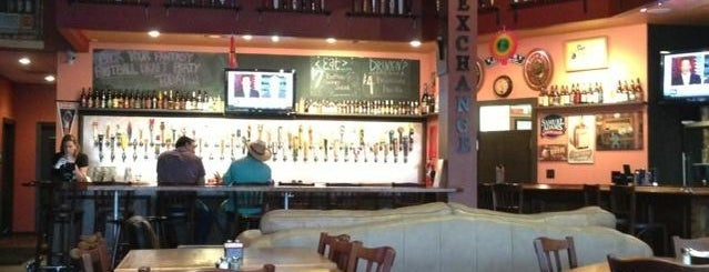 The Tap Exchange Alehouse & Grill is one of 20 favorite restaurants.