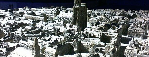 Place d'Austerlitz is one of Strasbourg - Capitale de Noël - #4sqcities.