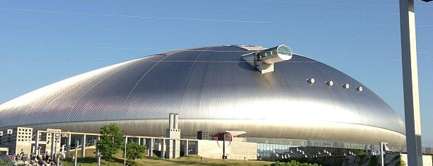 Sapporo Dome is one of Japan Baseball Studium.