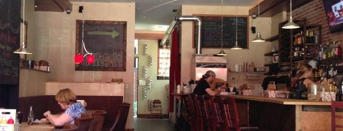 Benjamin's Western Avenue Burger Bar is one of Pgh Eats'n'Drinks.