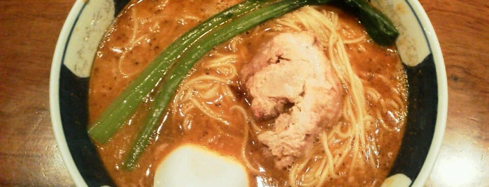 Shinamen Hashigo is one of The 15 Best Places for Ramen in Tokyo.