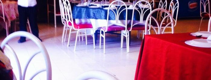 Mar's Restaurant & Garden is one of 20 favorite restaurants.