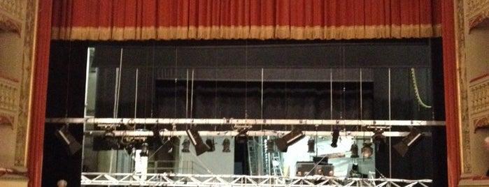 Teatro Metastasio is one of Teatri e Cinema.