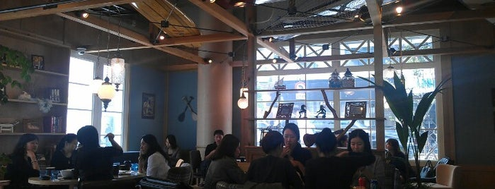 ALOHA TABLE is one of Cafes in Seoul.