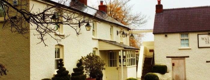 The Walnut Tree Restaurant is one of U.K..