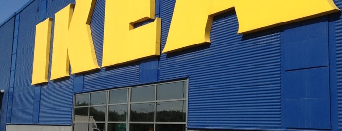 IKEA is one of All-time favorites in Sweden.