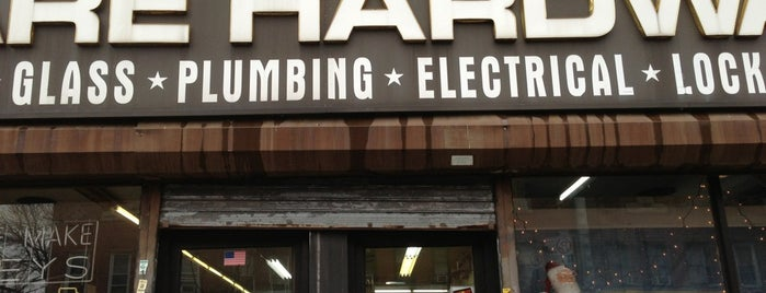 Square Hardware is one of Ditmars/Astoria Favorites.
