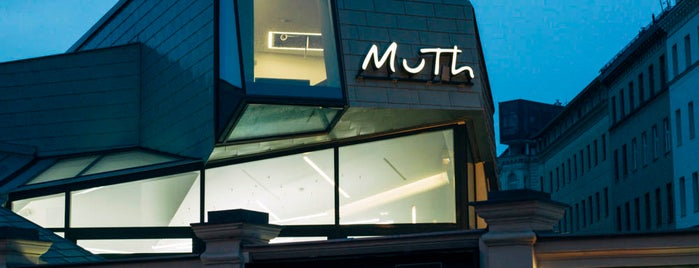 MuTh - Konzertsaal der Wiener Sängerknaben is one of T+L's Definitive Guide to Vienna.
