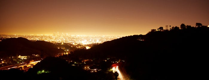 Mulholland Drive is one of LA/SoCal.