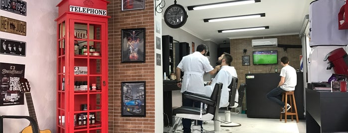Lemes Barbearia is one of #bethere.