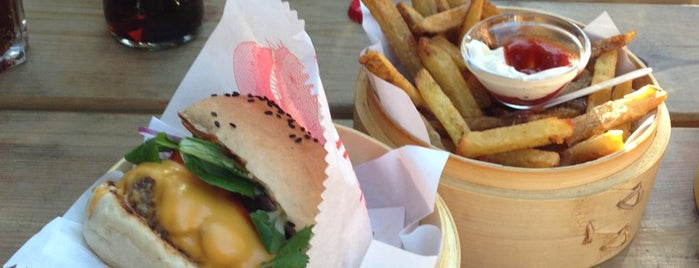 Shiso Burger is one of US Food & Co. (Part 1/2).