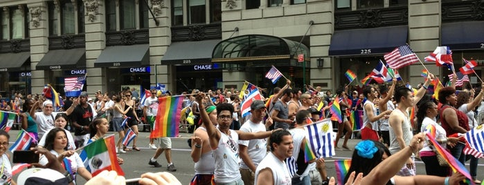 NYC Pride March is one of apocolypses & holidays.