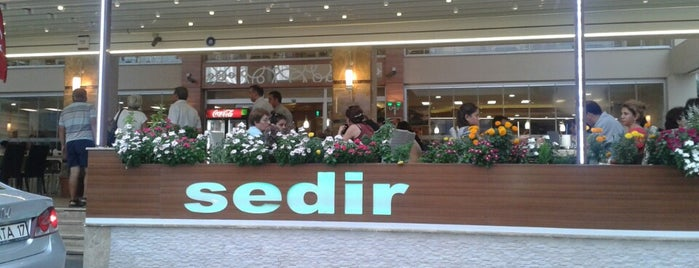 Sedir Restaurant is one of Seçkin Mekanlar.