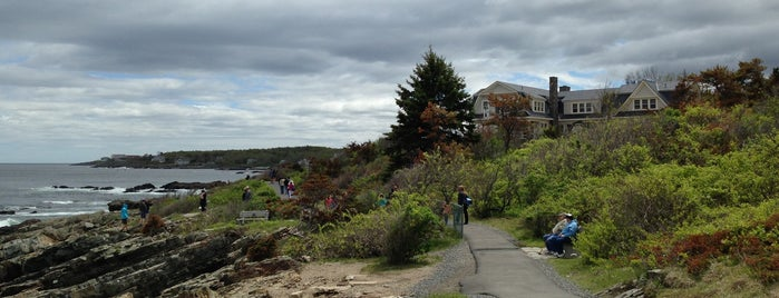 Marginal Way Walk is one of Maine & New Hampshire.