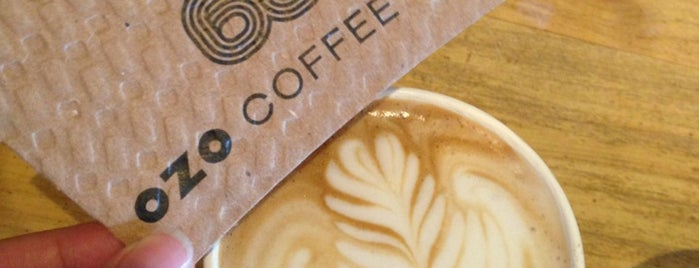 Ozo Coffee is one of World Coffee Places.
