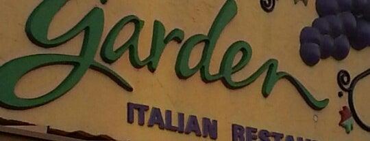 Olive Garden is one of sameer.