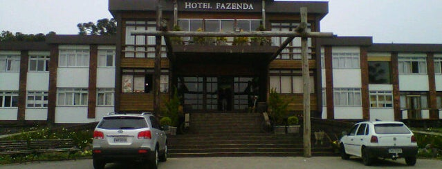 Hotel Fazenda Pampas da Serra is one of Serra Gaúcha.