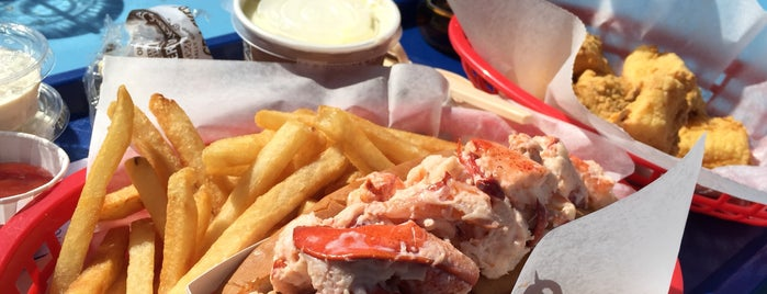 Bob's Clam Hut is one of Ultimate Summertime Lobster Rolls.