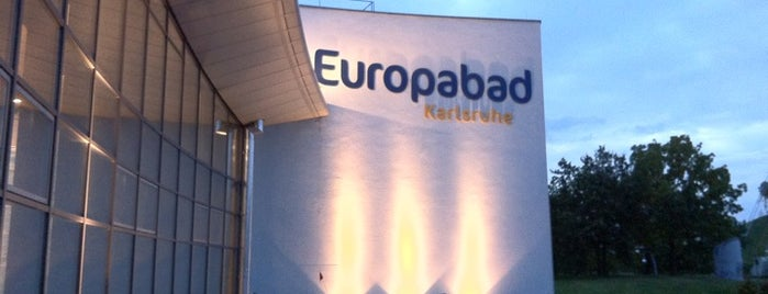 Europabad is one of Karlsruhe + trips.
