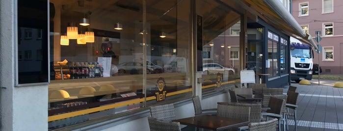 Bäckerei Neff Café is one of Karlsruhe + trips.