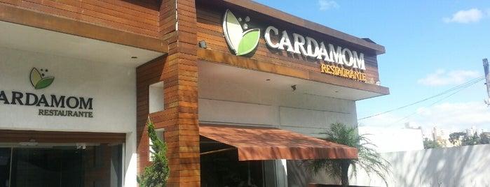 Cardamom Restaurante is one of Lugares pra comer no Portão / Água Verde.