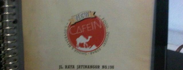 Cafein Kebab & Beverage's is one of Foodplace @ Jatinangor.