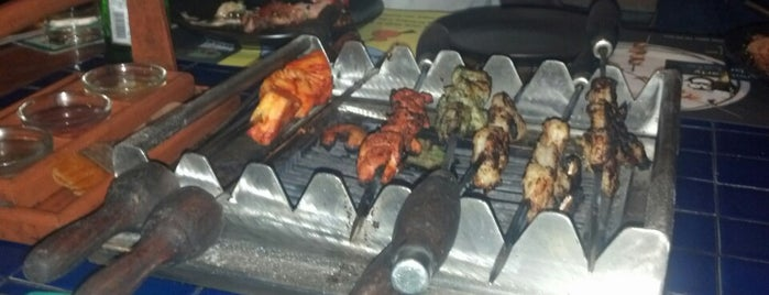Barbeque Nation is one of F&B.