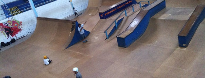 Peruibe Skate Park is one of Peruibe.
