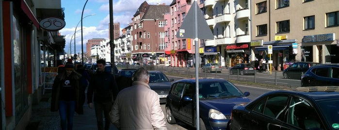 U Westphalweg is one of U-Bahn Berlin.