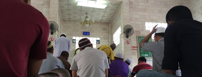 Pakistan Mosque is one of มัสยิด, บาลาเซาะฮฺ, สถานที่ละหมาด.